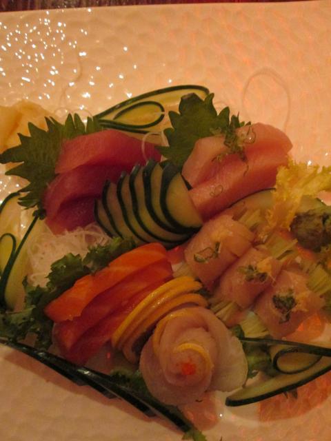 Akinaintro for Akina japanese cuisine