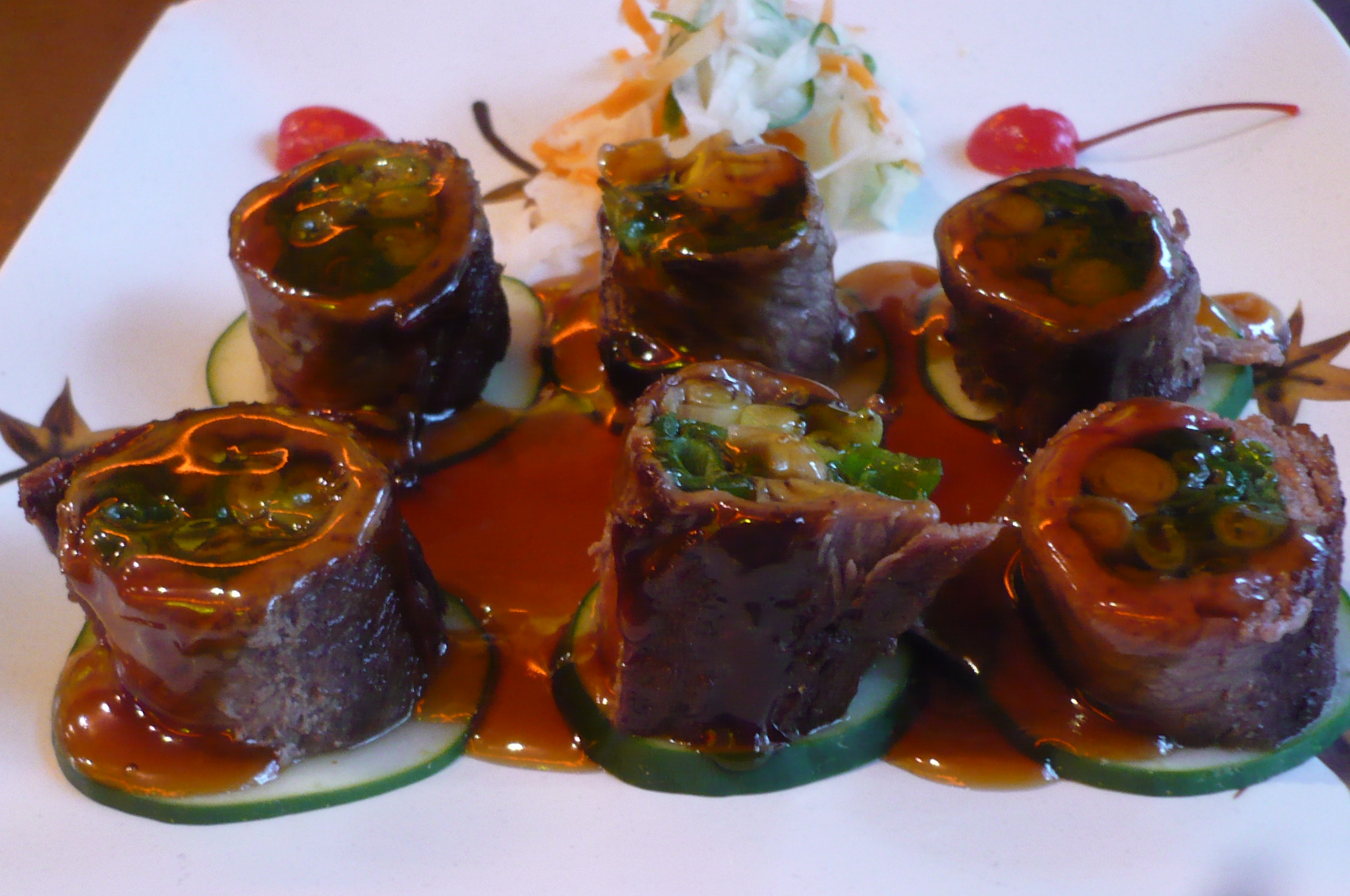 Akinafood for Akina japanese cuisine